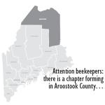 Beekeeping Group Forming in Aroostook County