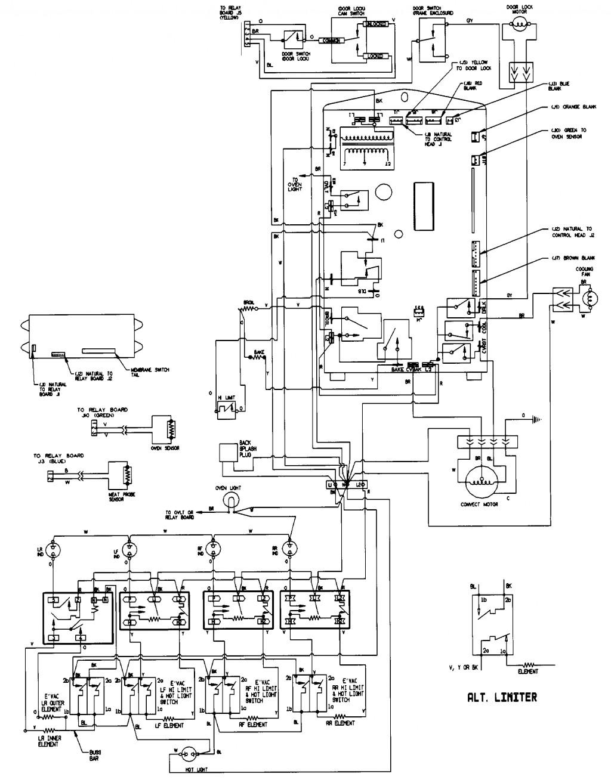 drop in oven wiring diagram schema diagram preview  drop in oven wiring diagram #6