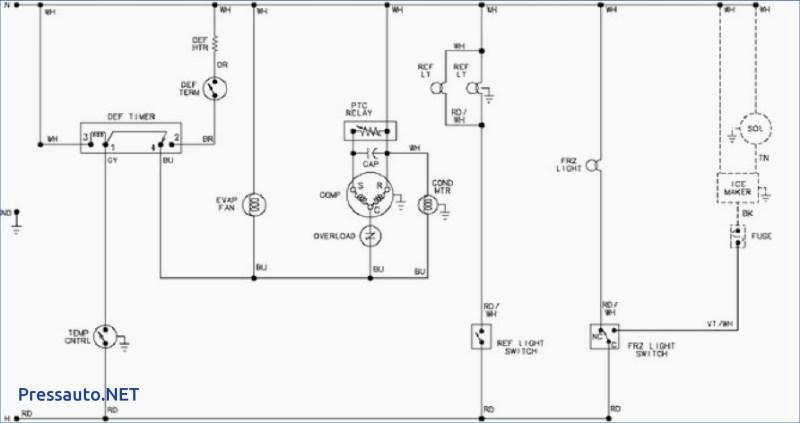 Top Refrigerator Wiring Diagram Pdf Wiring Diagram Image ...