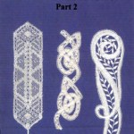Mainly Lace Bookmarks, Book 2 - Lace Making Patterns