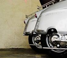 Lambretta 150 Silver Special