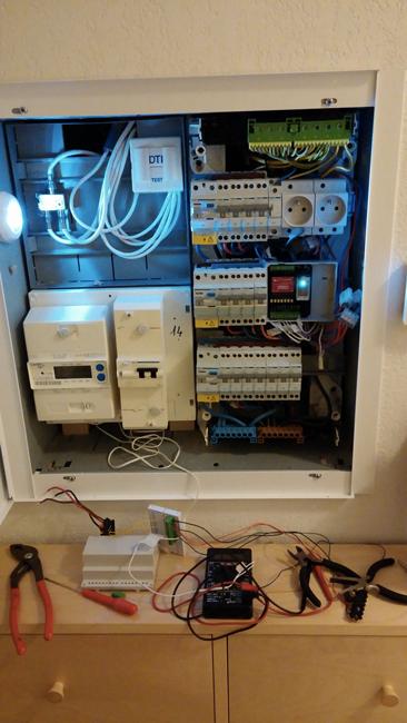 News le premier programmateur de chauffage par fil pilote open source maison de geek - Programmateur chauffage electrique sans fil pilote ...