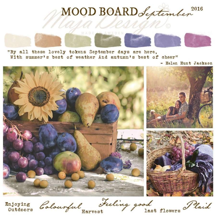 Mood Board September 2016