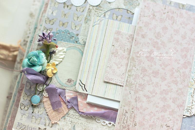 Baby Album, by Elena Olinevich, Maja Design_07b