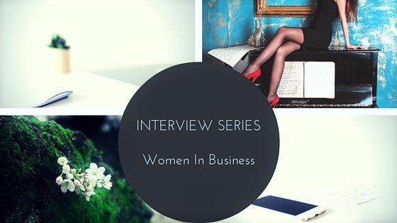 Women in Business, Julia Burdet
