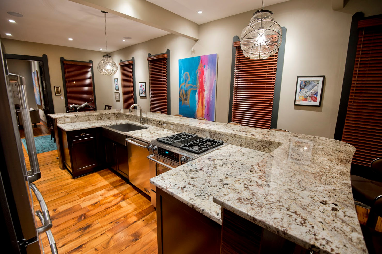 granite marble kitchen countertops granite countertops kitchen indianapolis granite countertops Ice Brown Granite Kitchen