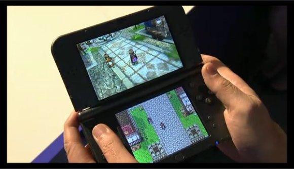 3DSは3D表示と2D表示