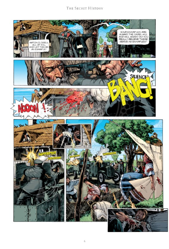 The Secret History 009 Preview_PG5