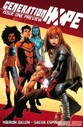 GENHOPE_1_COVER