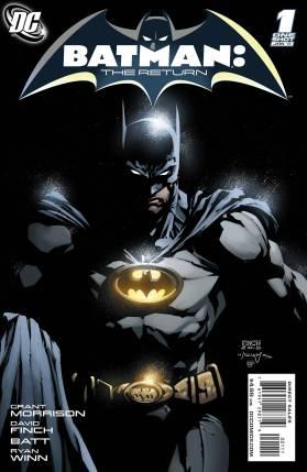 Batman The Return