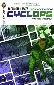 Cyclops 004 Cover