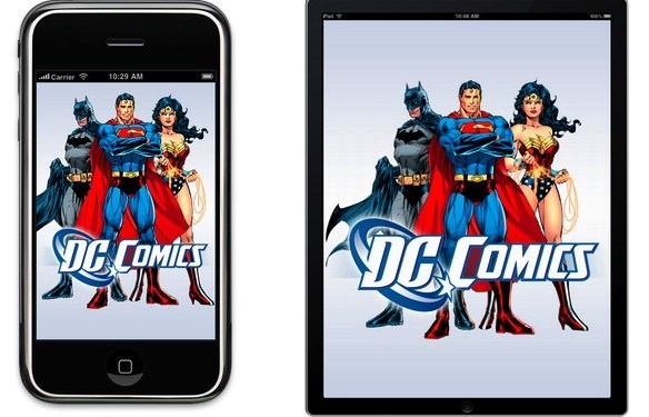 dc-comics-ipad-iphone