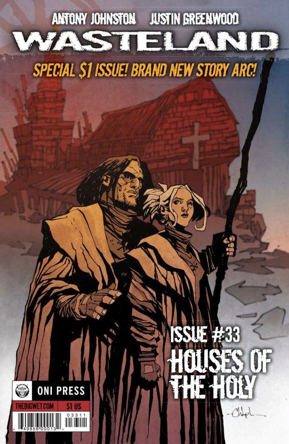 WL #33 COVER