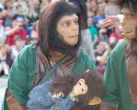 2012 Parade Apes D
