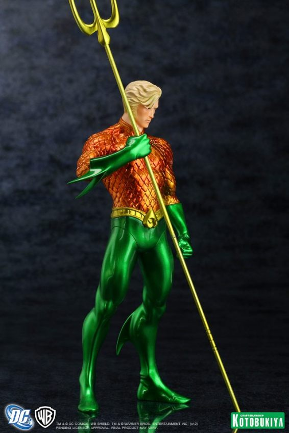 Kotobukiya-Aquaman5