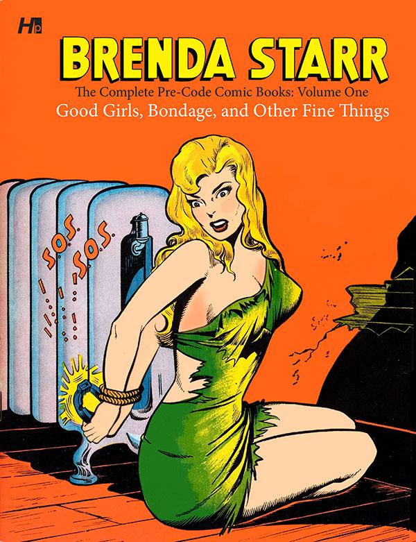 Brenda-Starr-Comic-Books