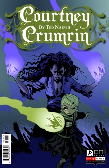 CCON #8 4x6 COVER
