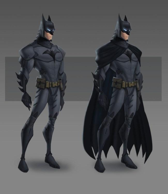 Pixar Batman