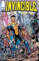 Invincible Universe 1 Cover