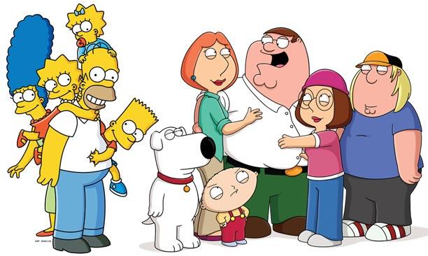 simpsons-family-guy