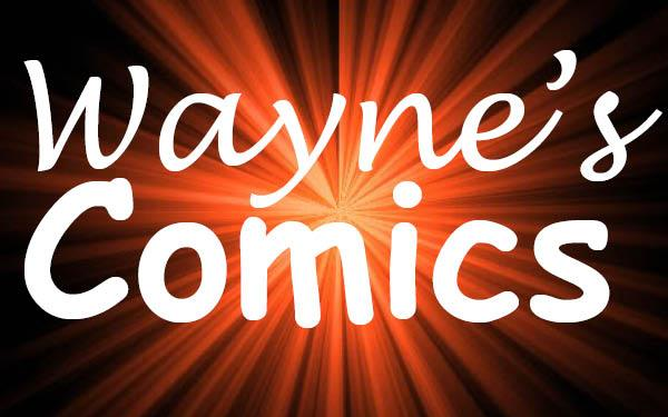 Wayne's Comics, Wayne Hall, Masks and Mobsters, Captain Midnight, Ghosted, MonkeyBrainComics, Detective Comics