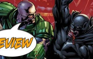DC Comics, Forever Evil, Lex Luthor, Bizarro, Batman, Catwoman, Batcave, Crime Syndicate