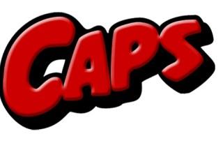 CAPS logo color