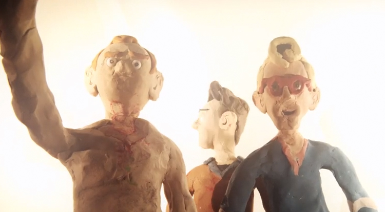 Ghostbusters3Claymation