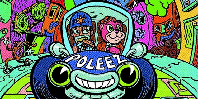 Wayne Hall, Wayne's Comics, Brett Uren, Cy Dethan, Torsobear, Yarns from Toyburg, Kickstarter