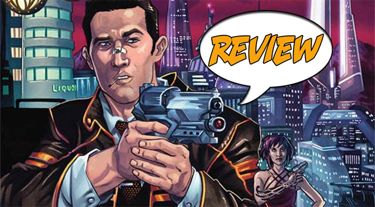 Wayne Hall, Red City, crime noir, mystery, murder, Mars, Daniel Corey, Moriarty, Mark Dos Santos, Image Comics, detectives, science fiction