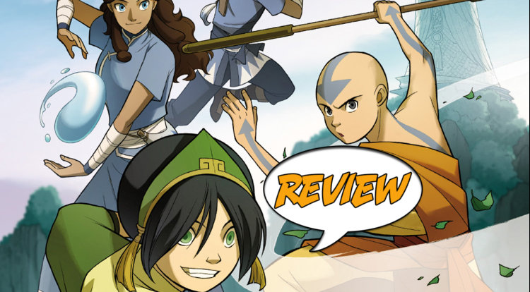 Avatar the Last Airbender the Rift #1 Feature Image