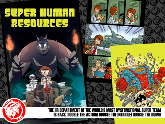 SUPERHUMAN RESOURCES