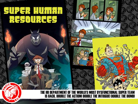SUPERHUMAN RESOURCES