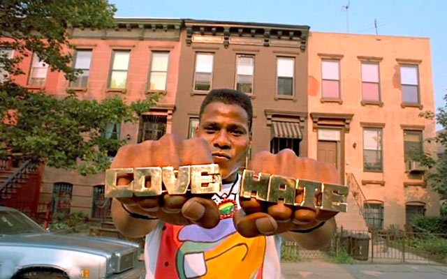 Do The Right Thing. Dir Spike Lee. 40 Acres & A Mule. 1989