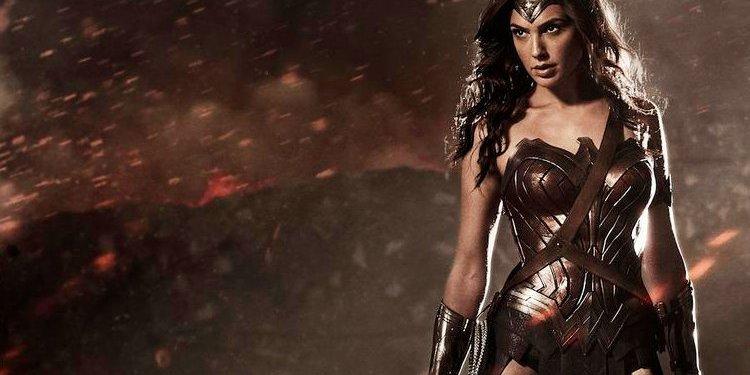 Wonder Woman Origin