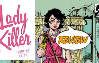 Lady Killer #1 Feature Image