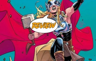 Thor #4 Feature Image