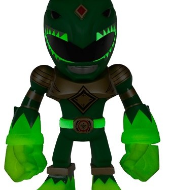 Bandai Green Power Ranger-LO