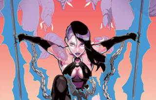 Vampblade_issuenumber1_cover_Artist_variant_solicit