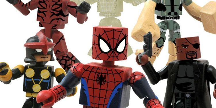 marvel minimates series 20