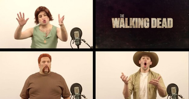 walkingdeadacapella