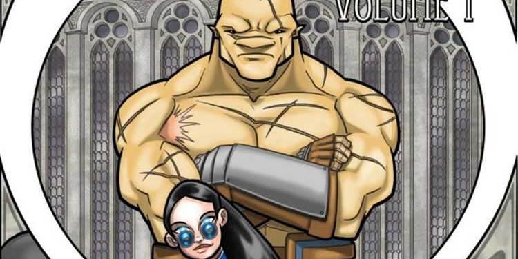 Wayne Hall, Wayne's Comics, Nadja Baer, Nathan Lueth, Impure Blood, Melting Down, Abomination, Roan, Dara, Ancients, Elnor, Benjamin, Asperger's Disorder, Round Table Comics,