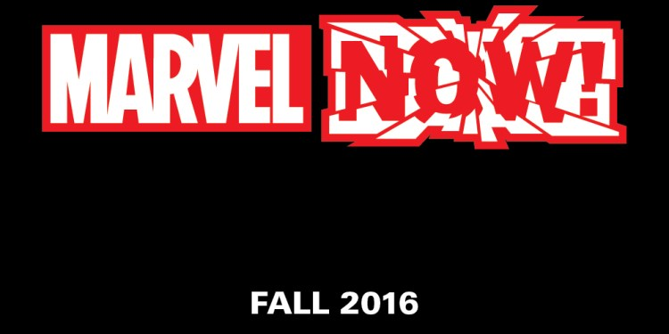 MARVEL NOW!