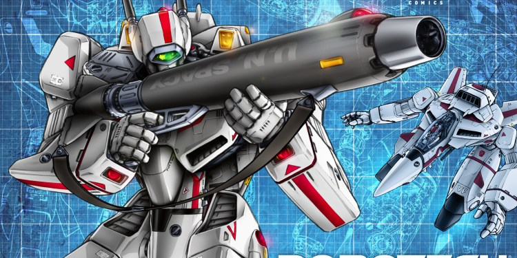 Robotech Header