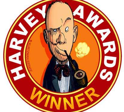 Harvey-Award-Winners