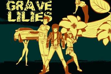 grave-lilies