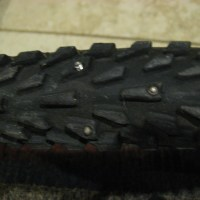 Studded Bicycle Tires and&nbsp;Chains