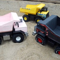 Kustom Tonka&nbsp;Trucks