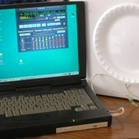 Styrofoam Plate&nbsp;Speaker