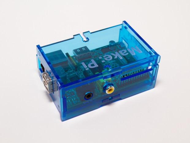 Raspberry Pi Enclosure v2 Assembly